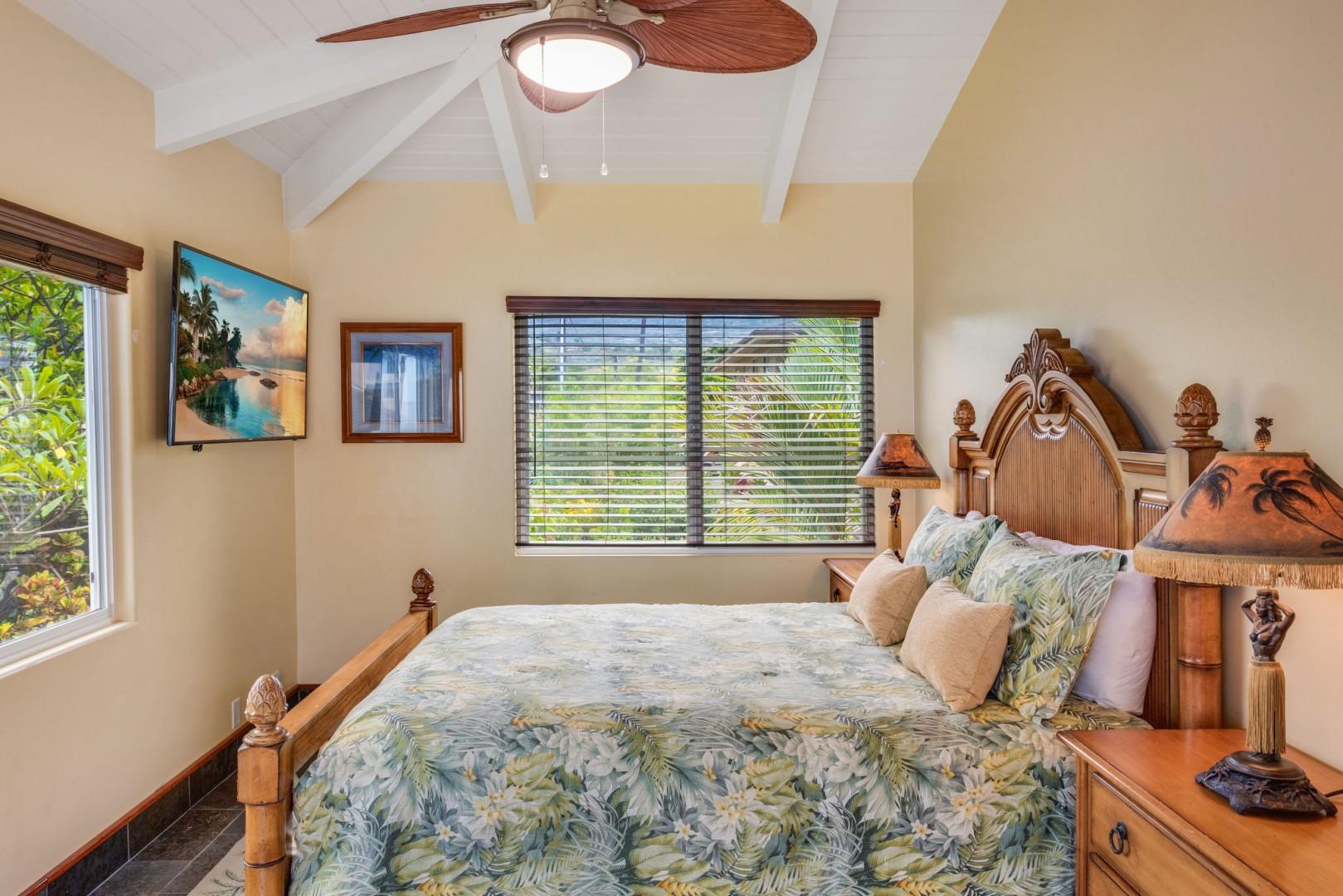 Hale Moana Master bedroom
