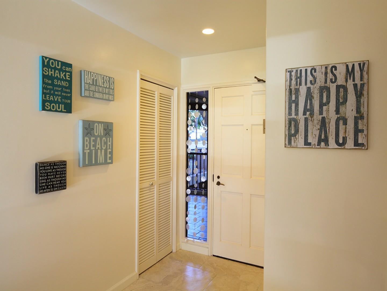 Foyer area.