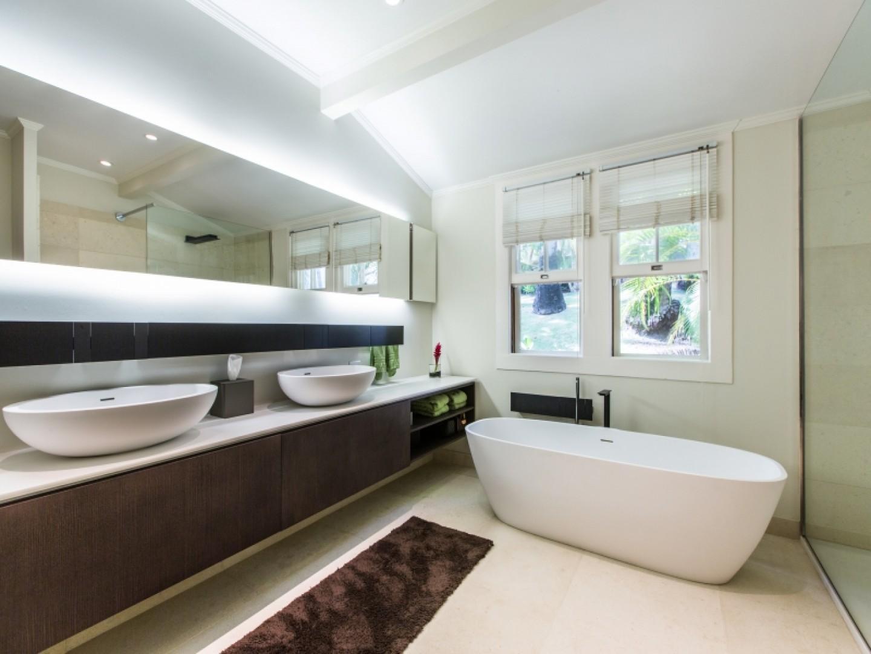 Master Bathroom by Agape Italy