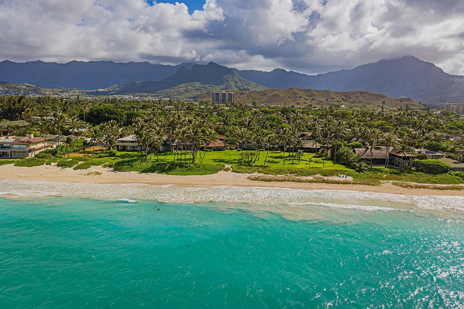 Best Beachfront Location