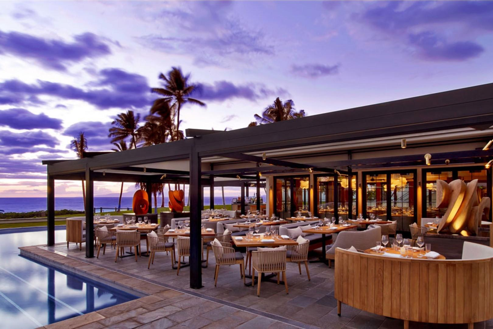 Feast On Asian Cuisine at Famous Morimoto's Maui