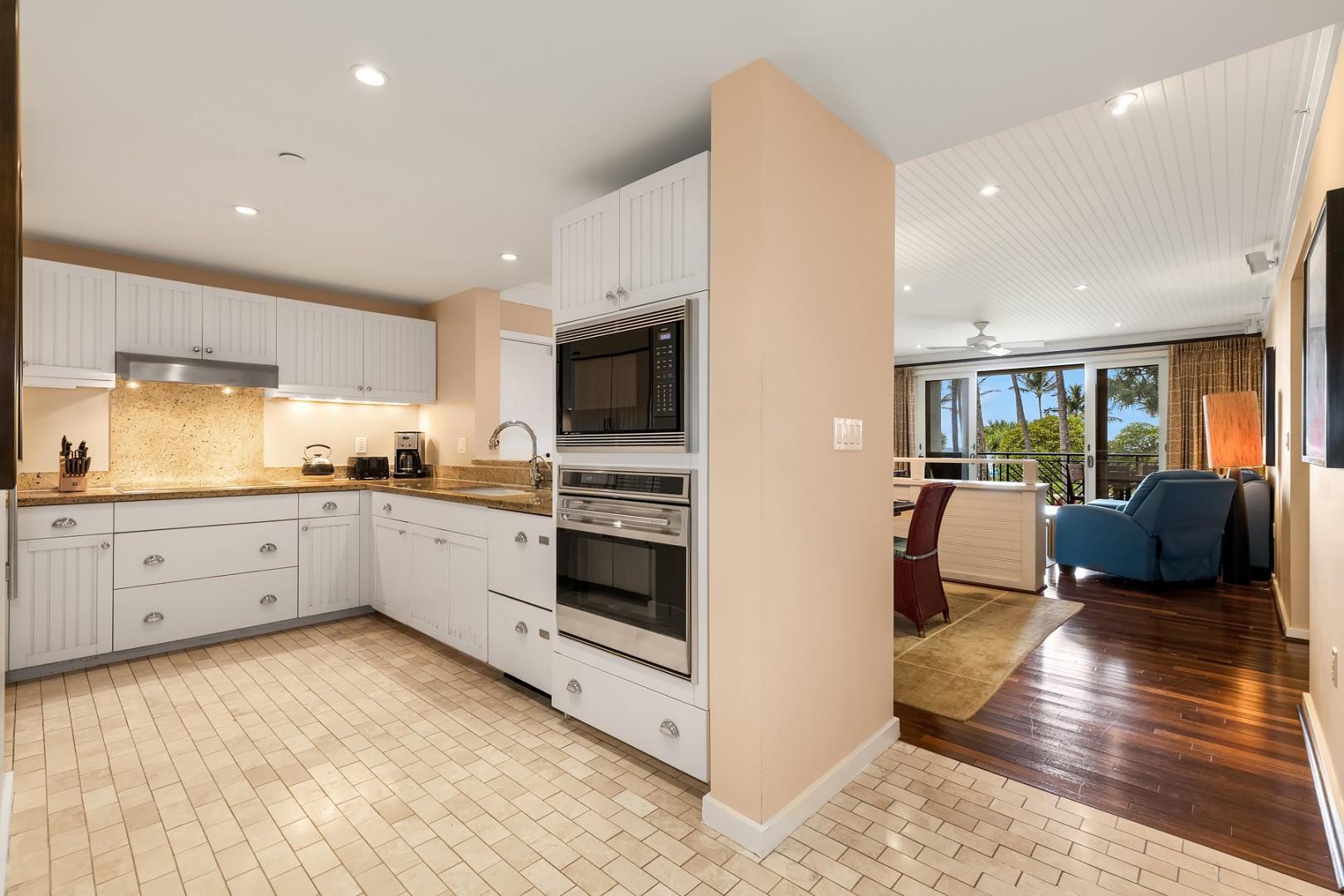Villa 206: Kitchen