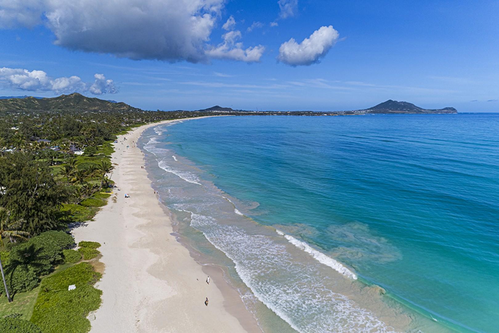 Famous Kailua Beach