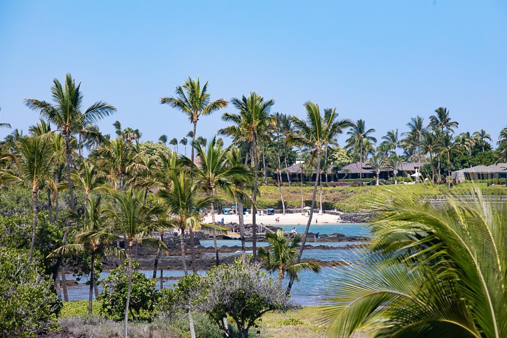 Pristine Mauna Lani Grounds