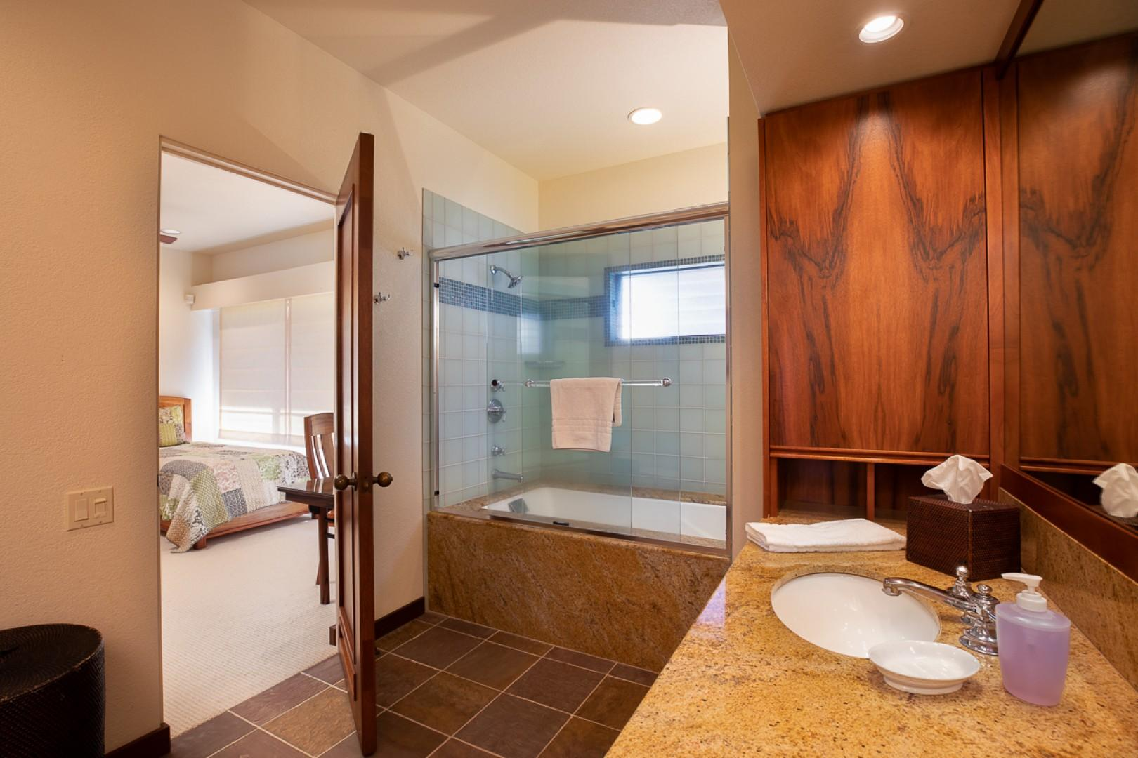 Shared Second Bathroom