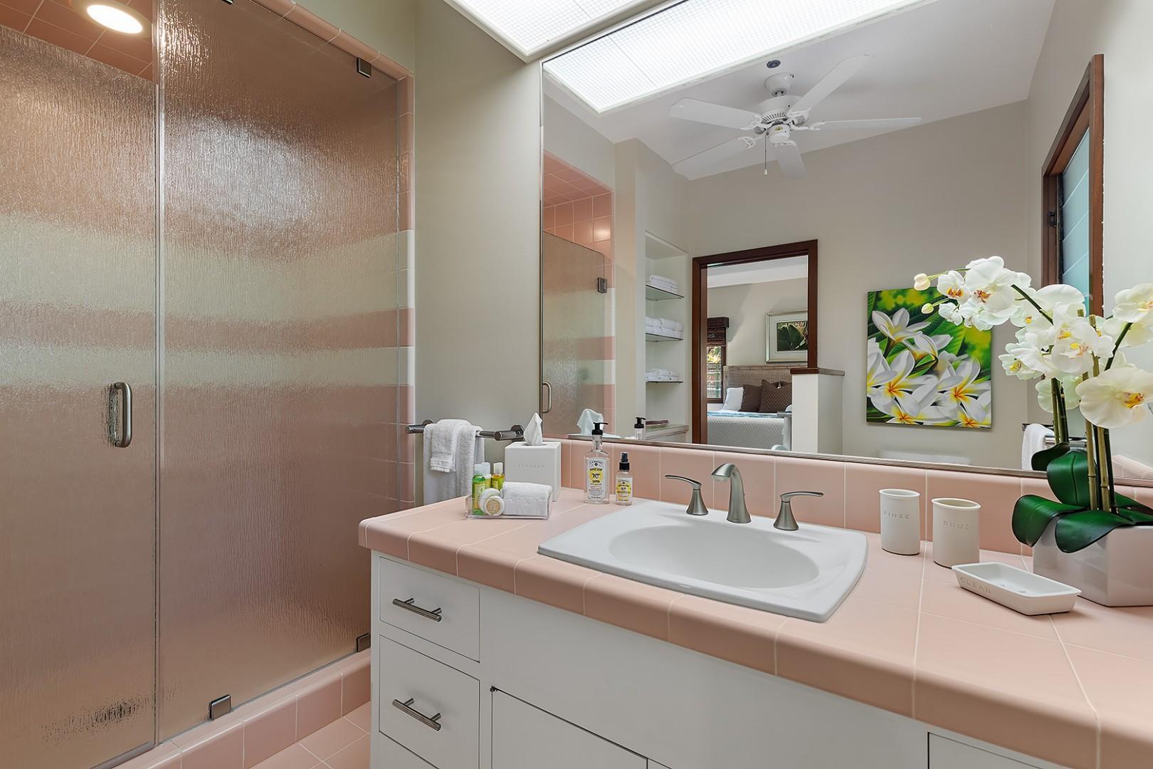 Beach House & Tennis House - Bathrooms