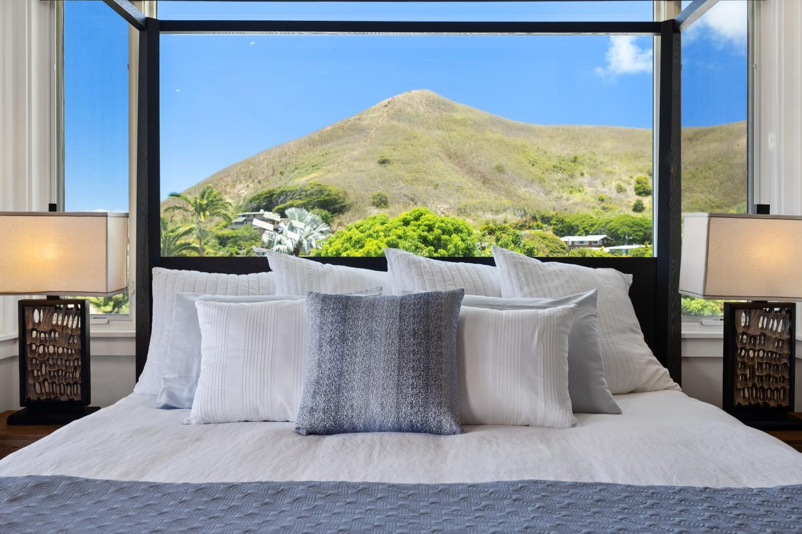 Master Bedroom Mountain View