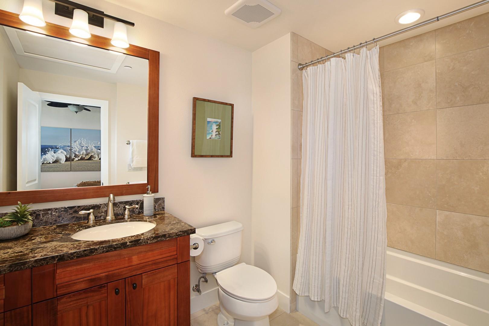 En-suite second bathroom