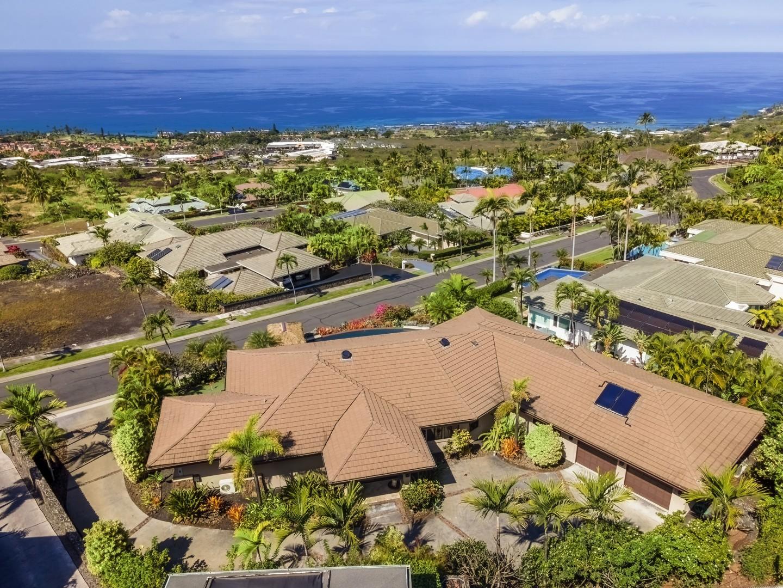 Aerial views of Island Oasis