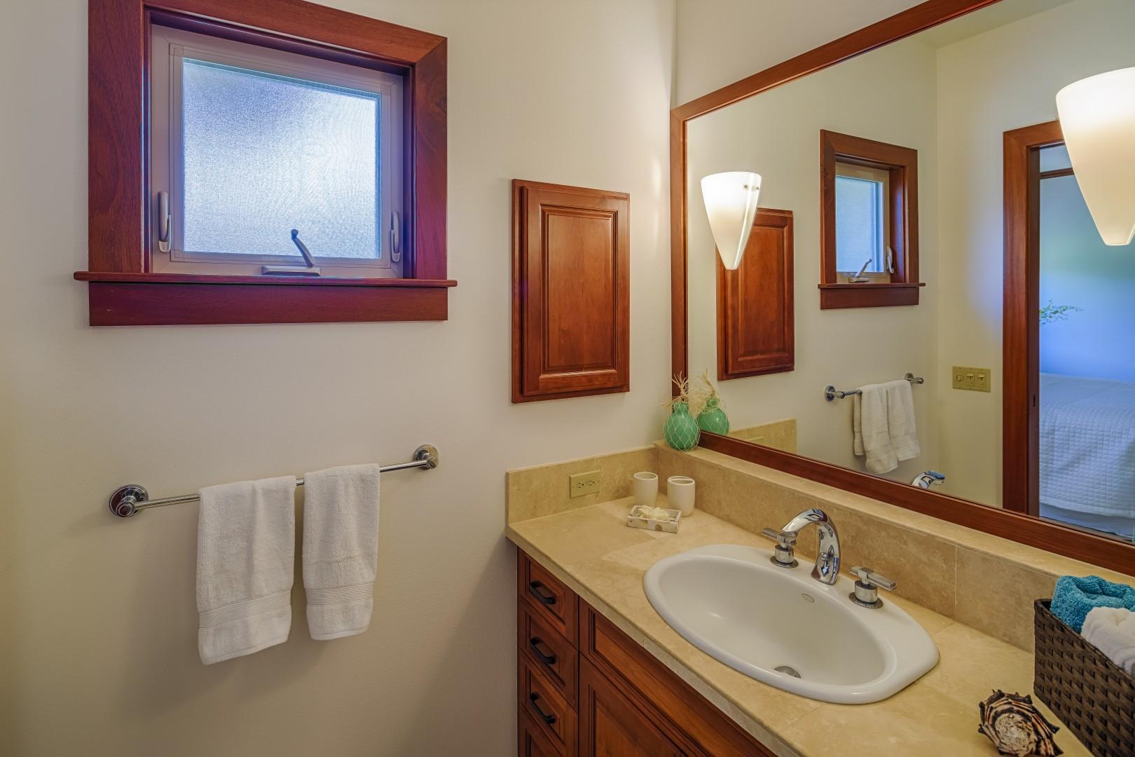 2nd Master bathroom vanity
