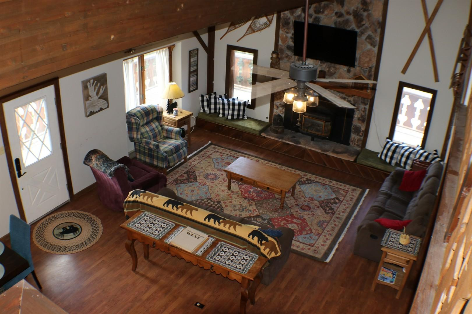 Valley of the Pines Chalet
