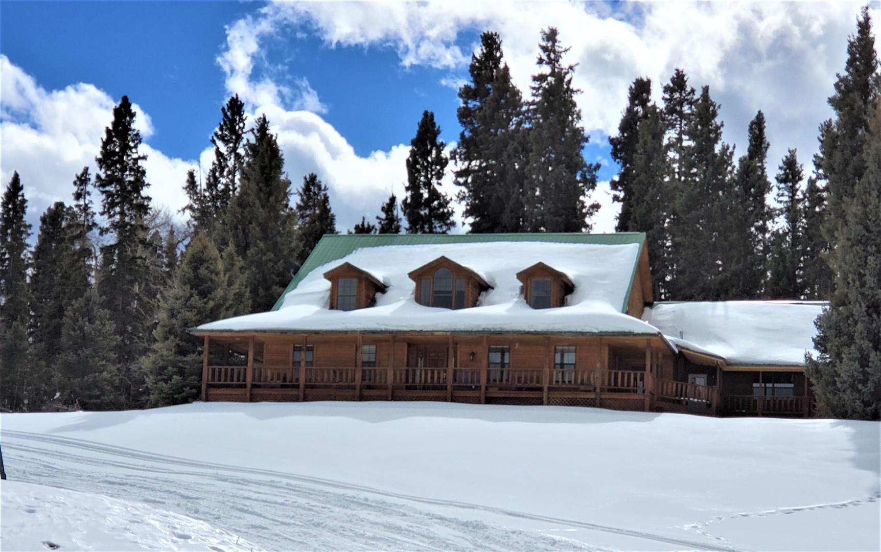 The Big House at Bobcat Pass