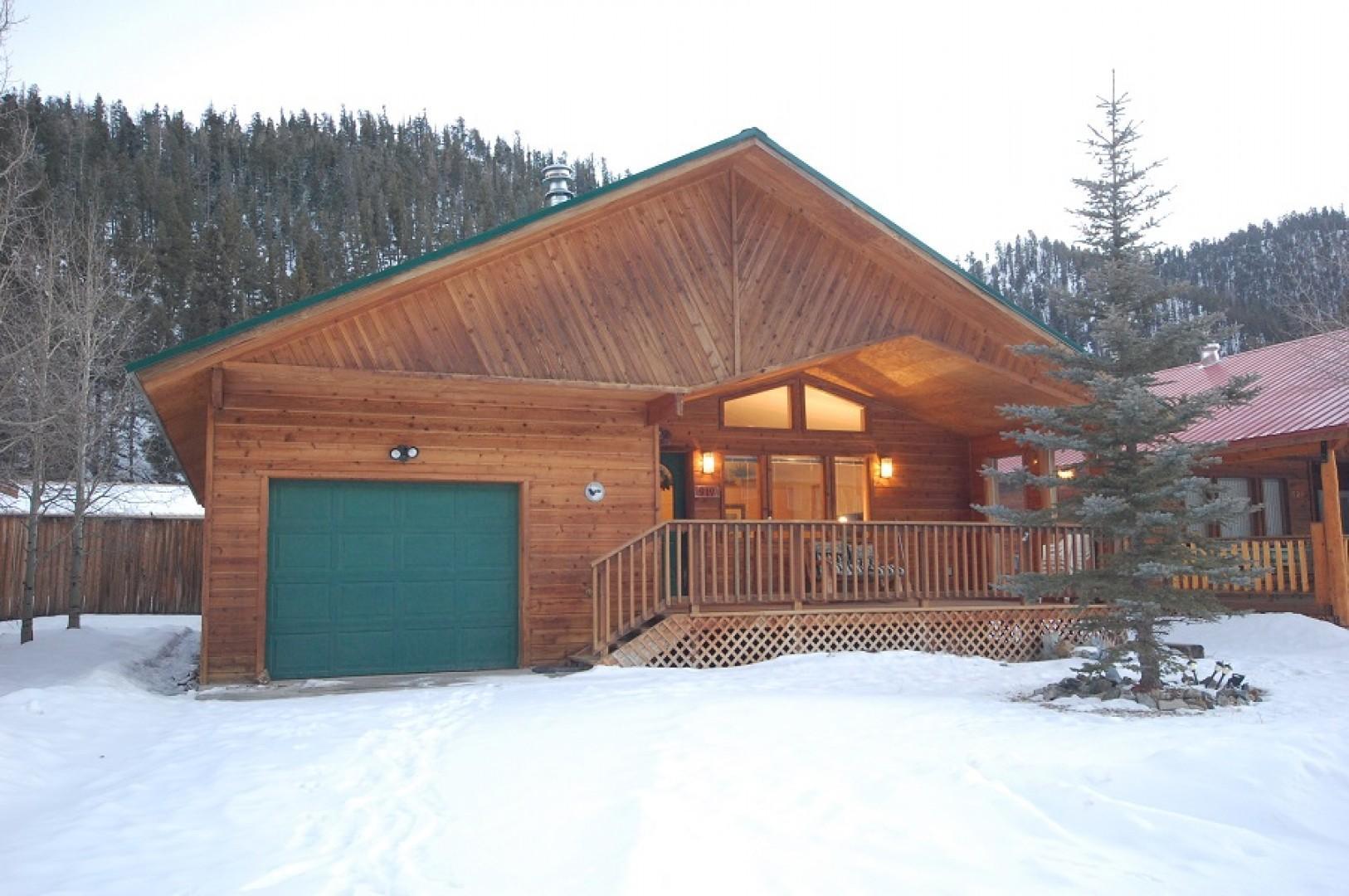 Pinon Valley Cabin