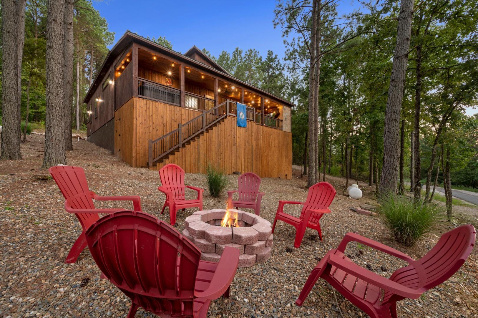 Red Cloud Cabin