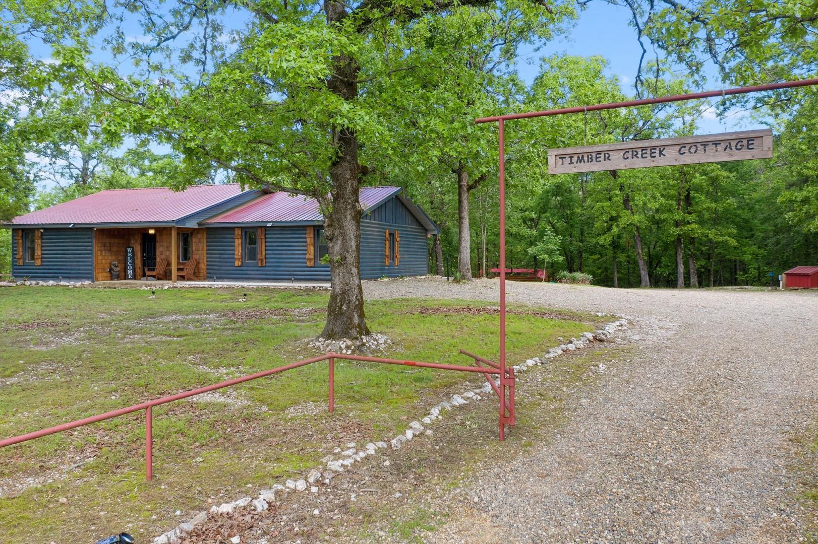 Timber Creek Cottage