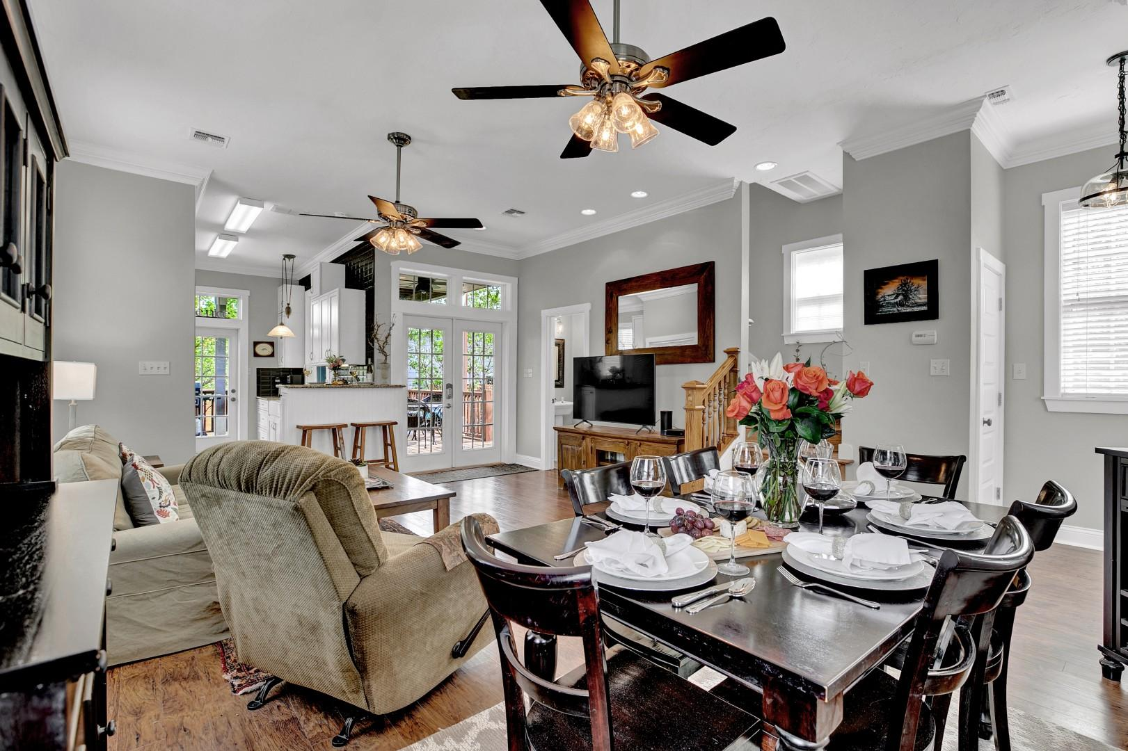 NEW! Upscale Home on 1-acre w/Fire Pit & Grill