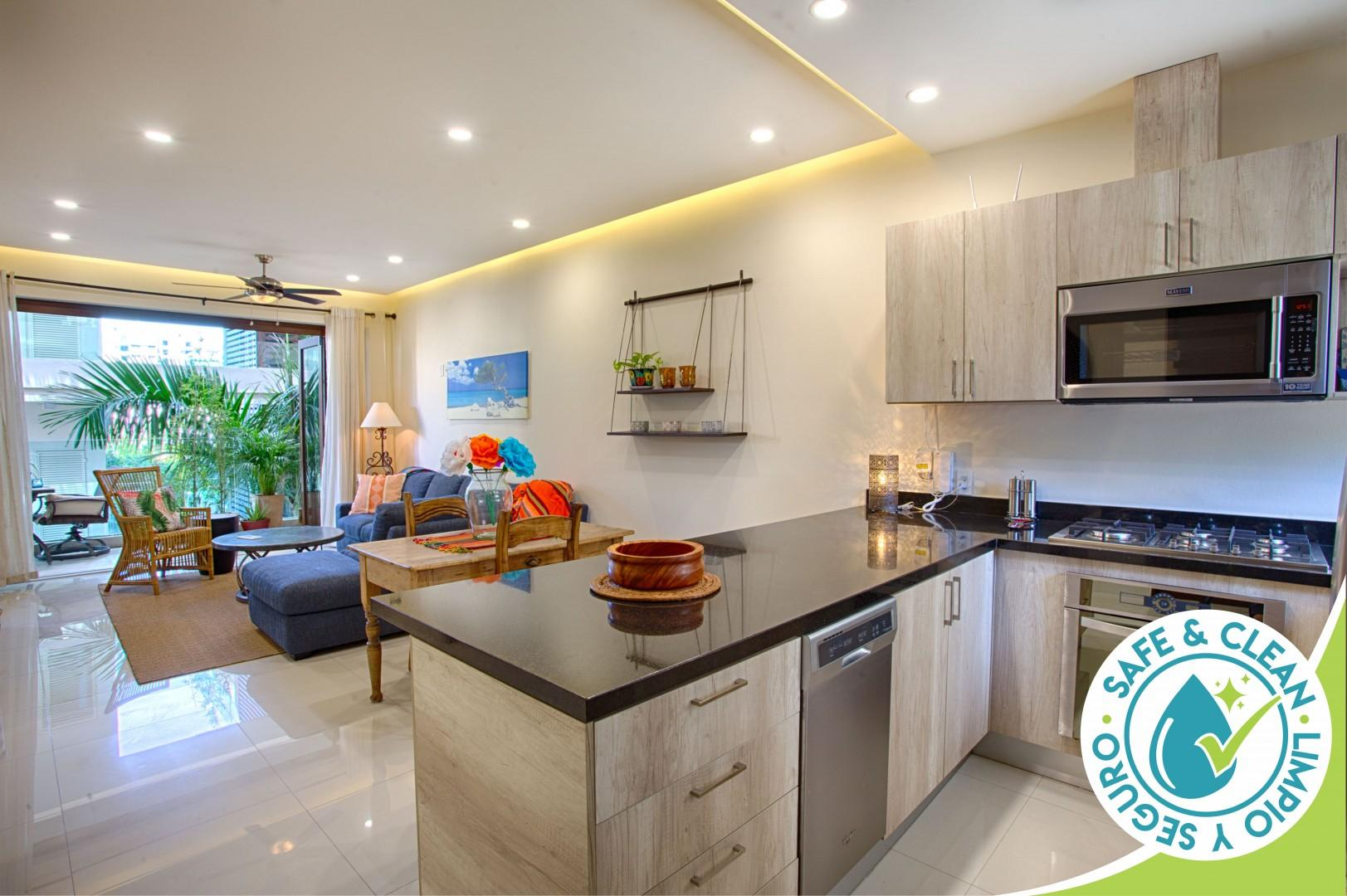 Quiet Condo at Nayri Life and Spa | Walk Everywhere! Pool, Gym, BBQ