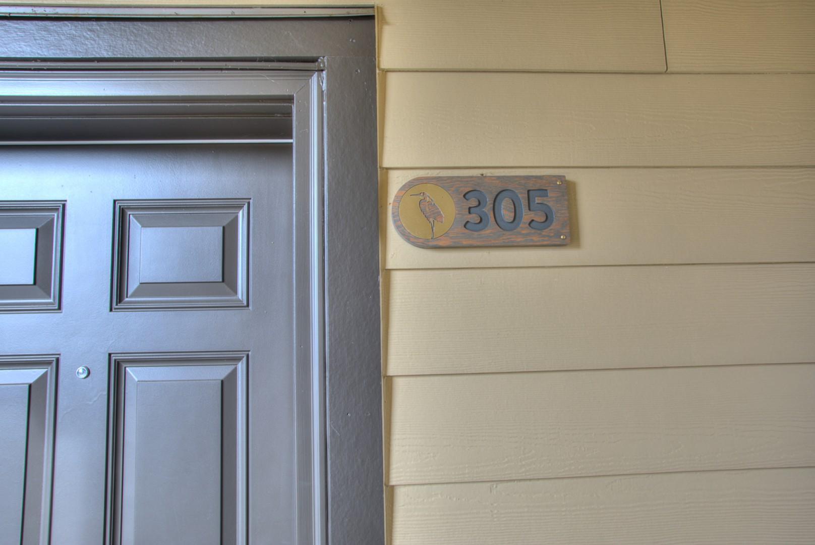 C305 Captain Gray's Landing Condominium