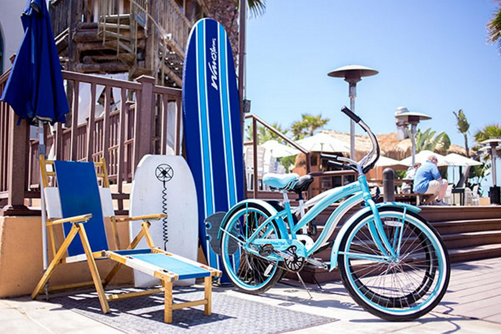 Mission Beach Bike and Surfboard rentals