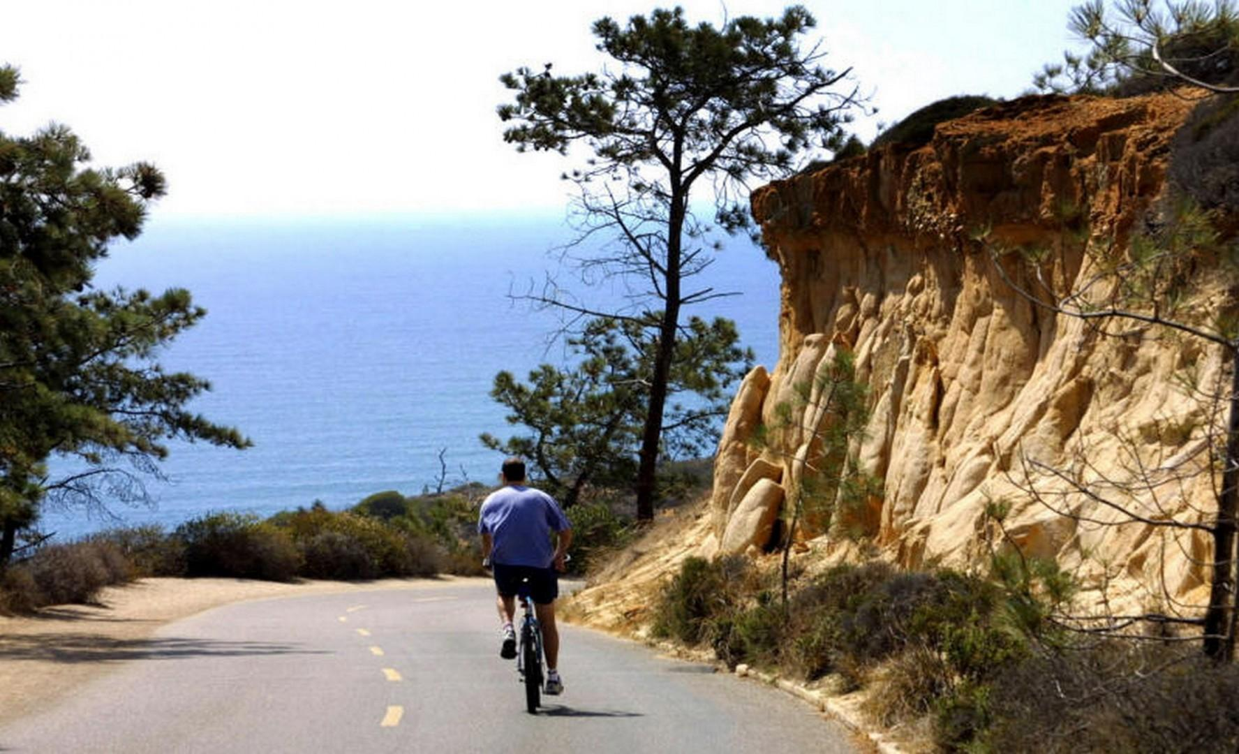 Torrey Pines State Preserve is a close drive