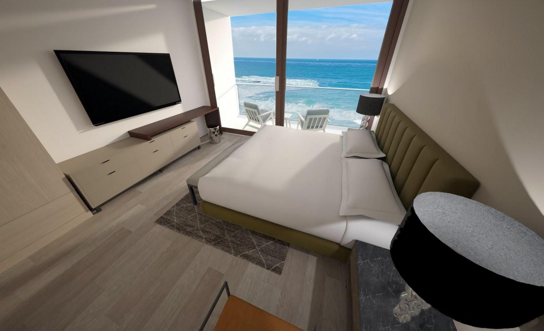Ocean Suite with view balcony