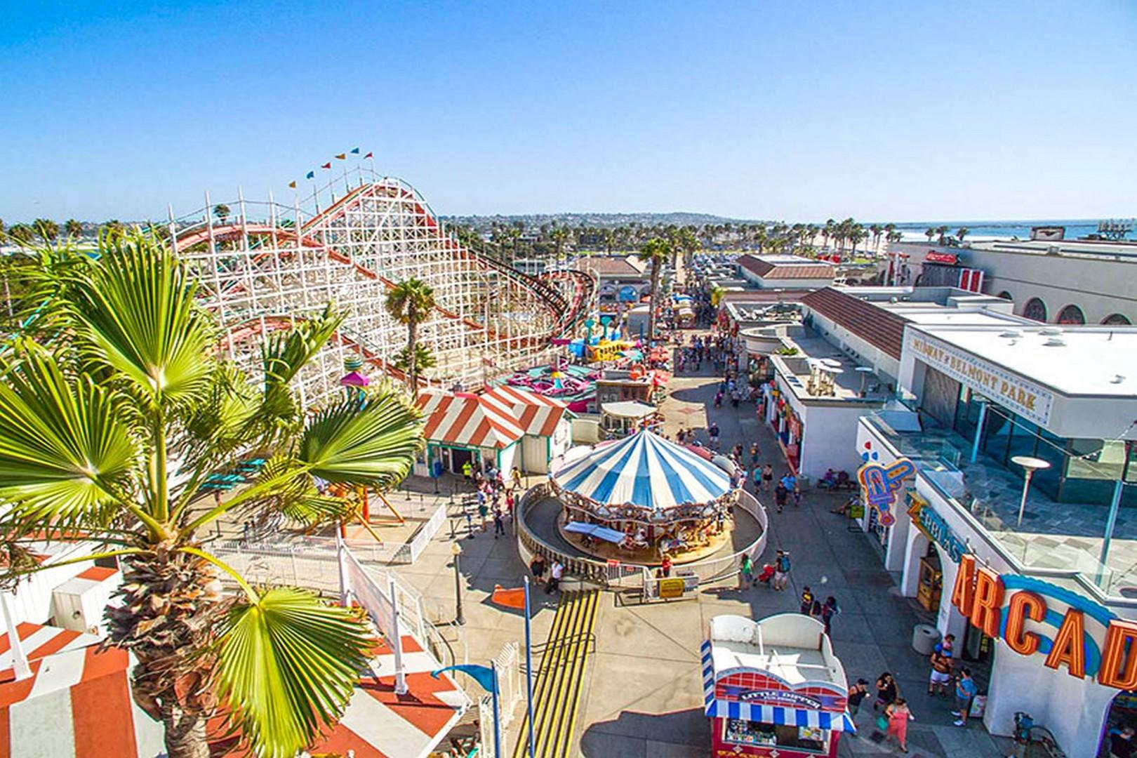 Belmont-Park-Rollercoaster