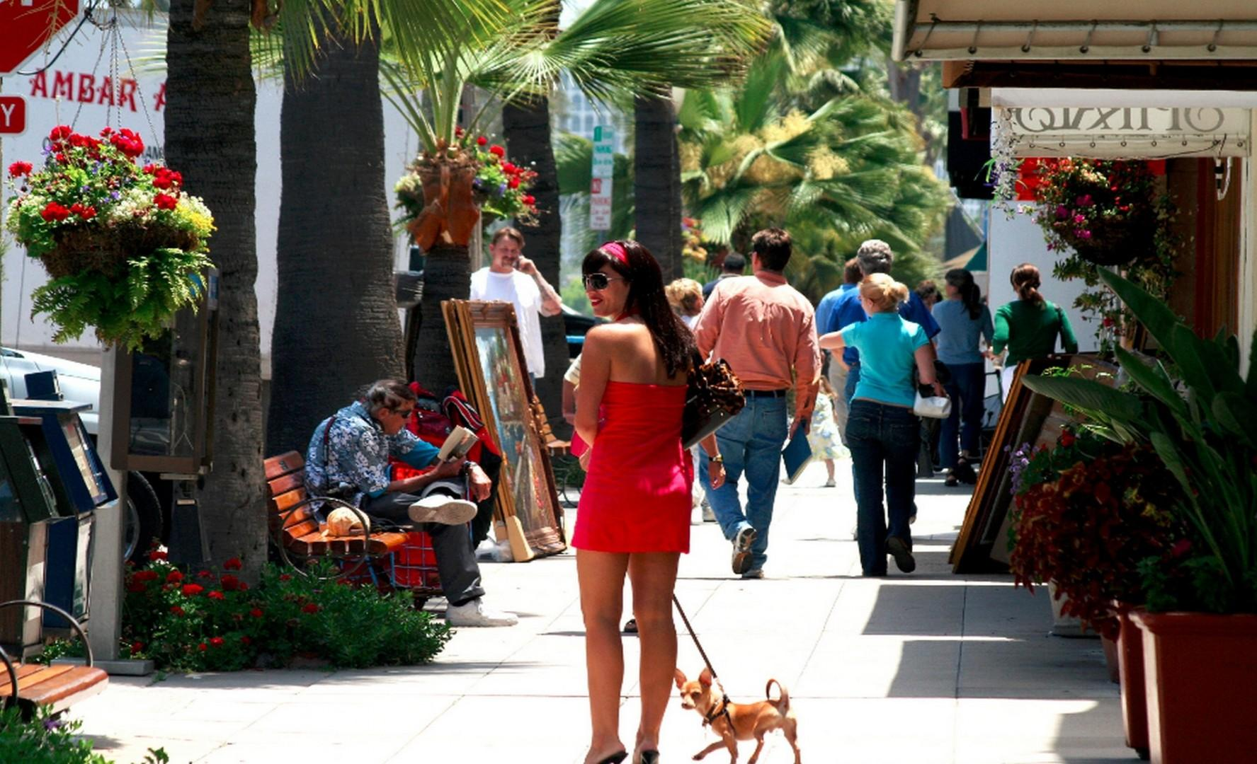 Boutique Shopping in the Village