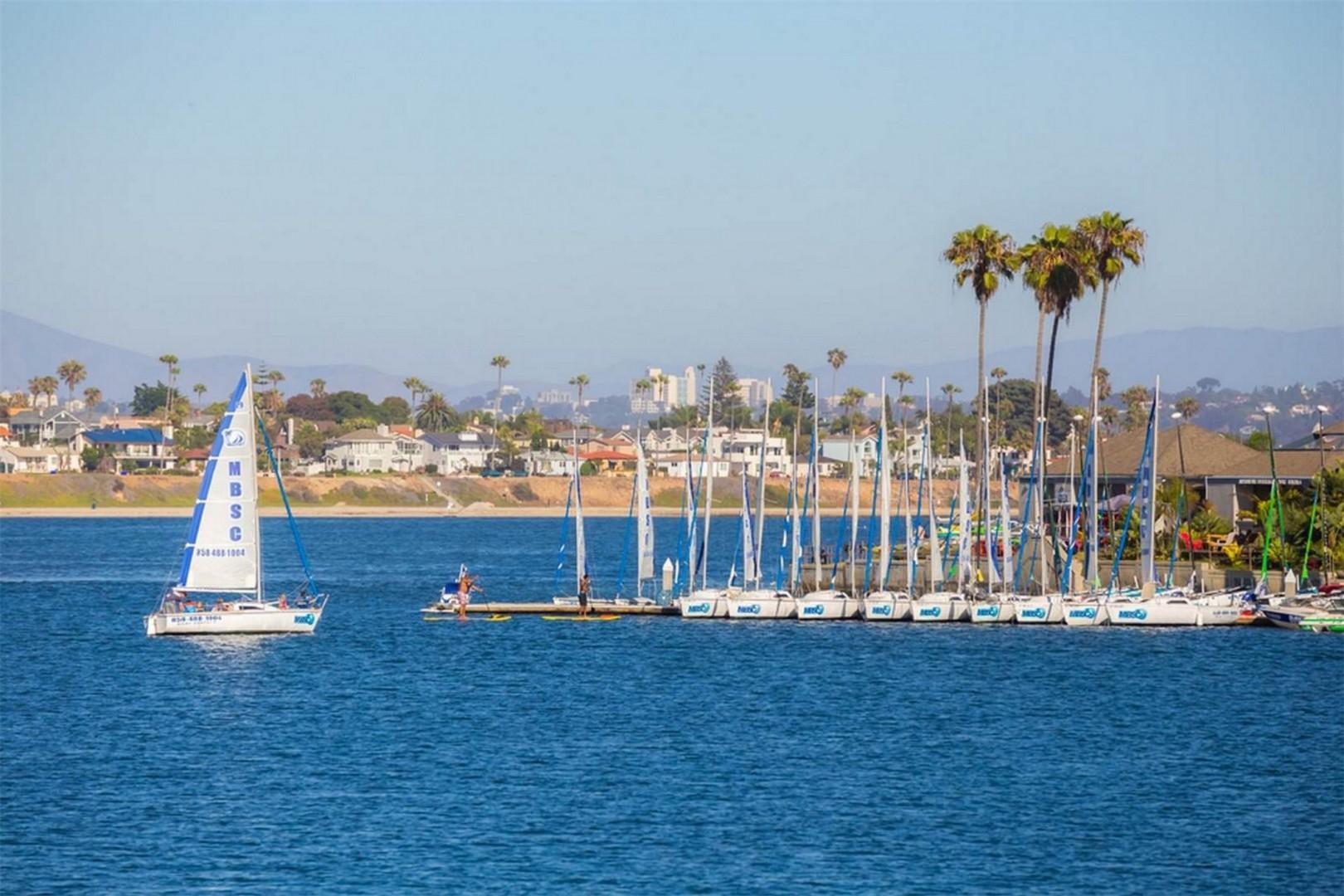 Mission Bay Boat Rentals
