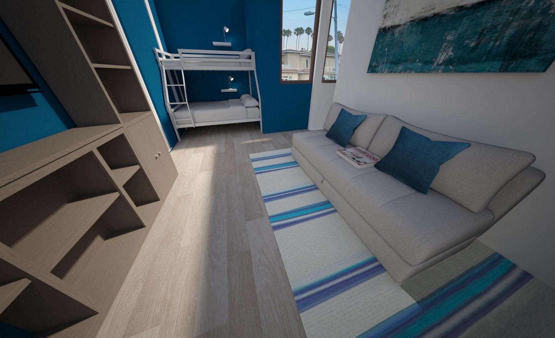 Family Suite sleeps up to 5