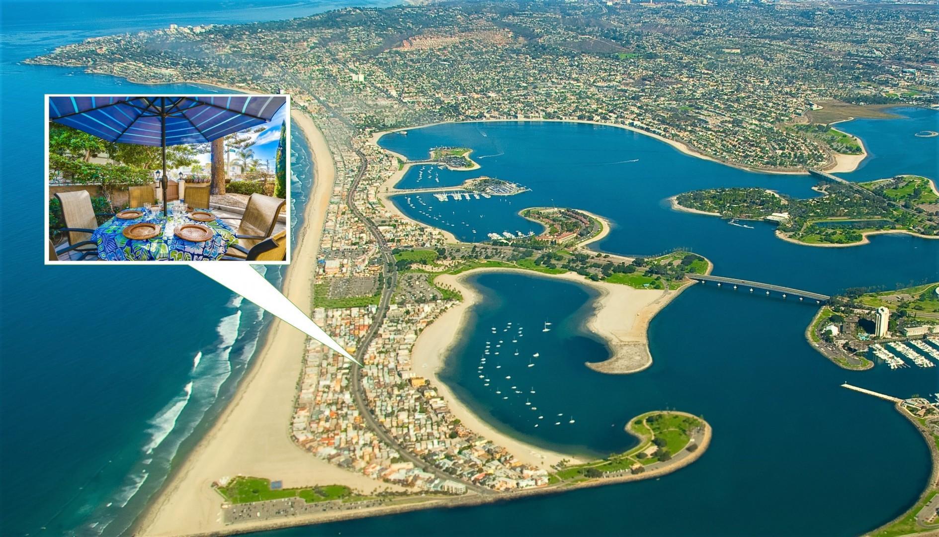 Mission Beach Aerial San Diego3