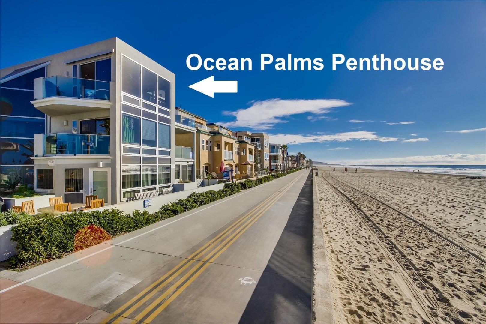 B5188 Ocean Palms Penthouse