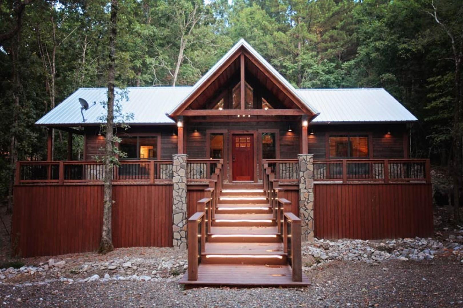 Rustic Retreat Cabin