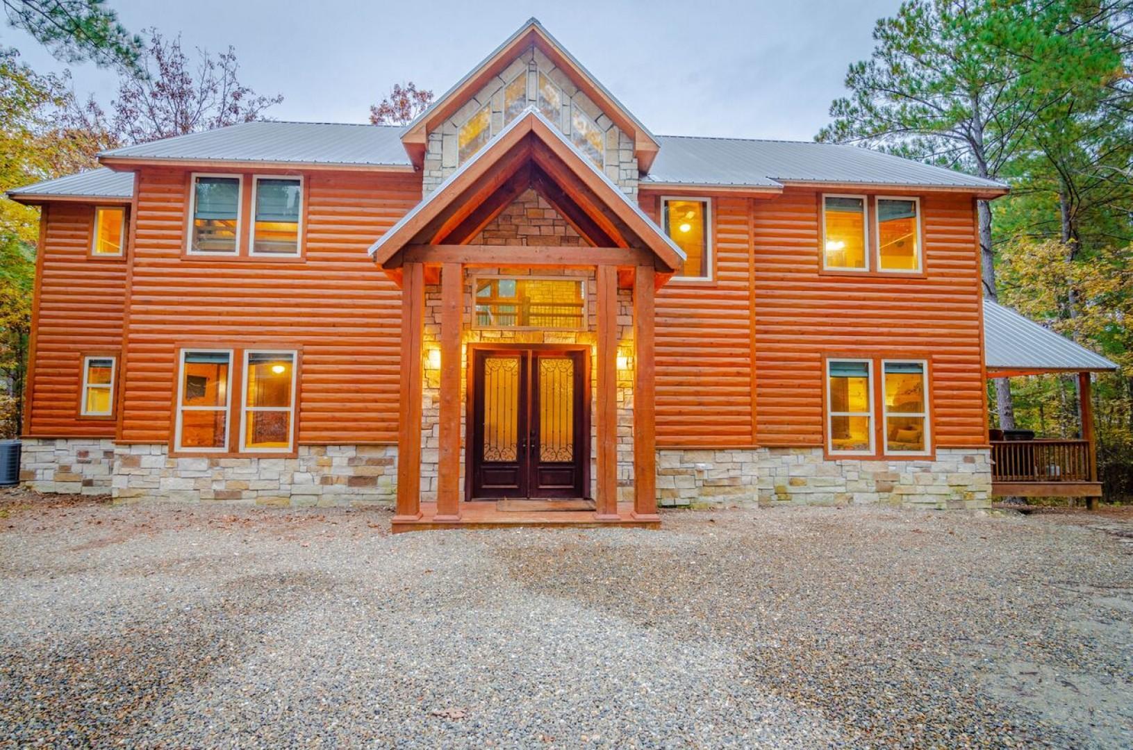 Lost Pine Lodge