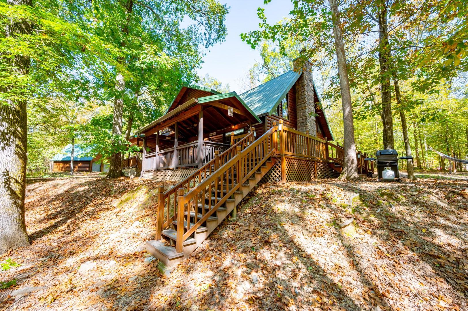 Lukfata Creek Cabin