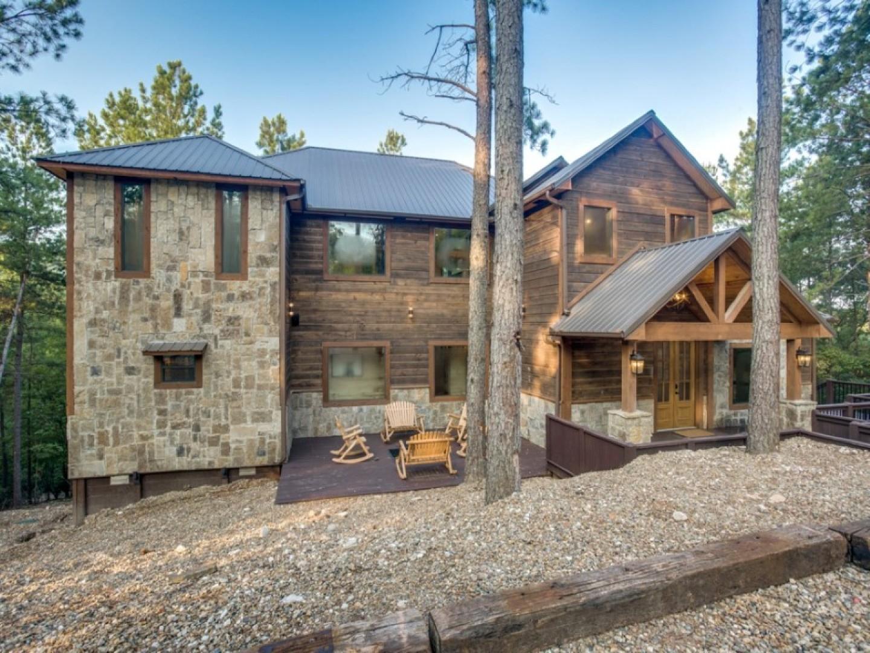 Rustic Mountain Lodge