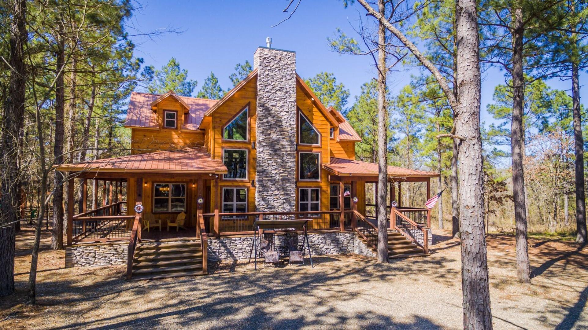 Copper Spur Lodge