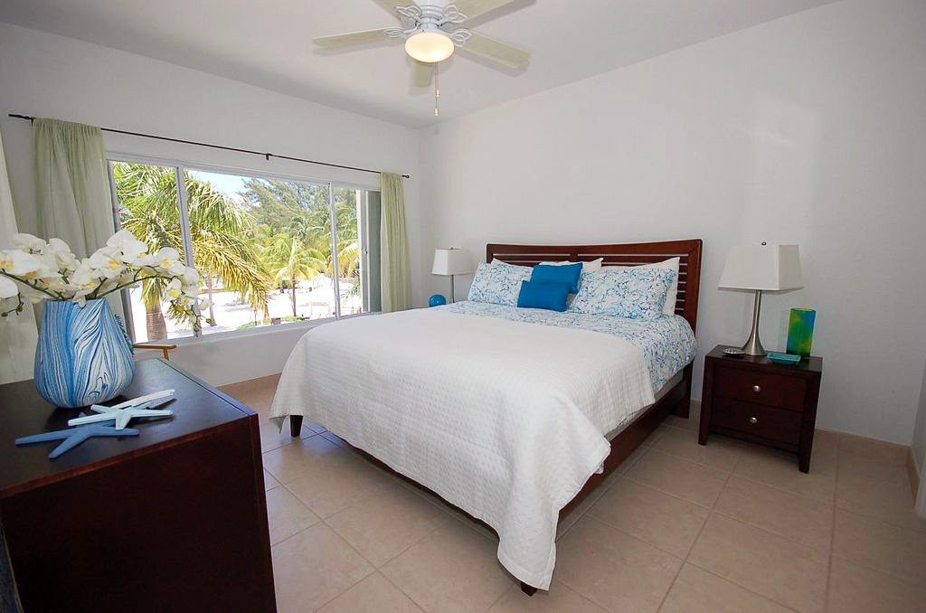Colonial Kai Master Bedroom