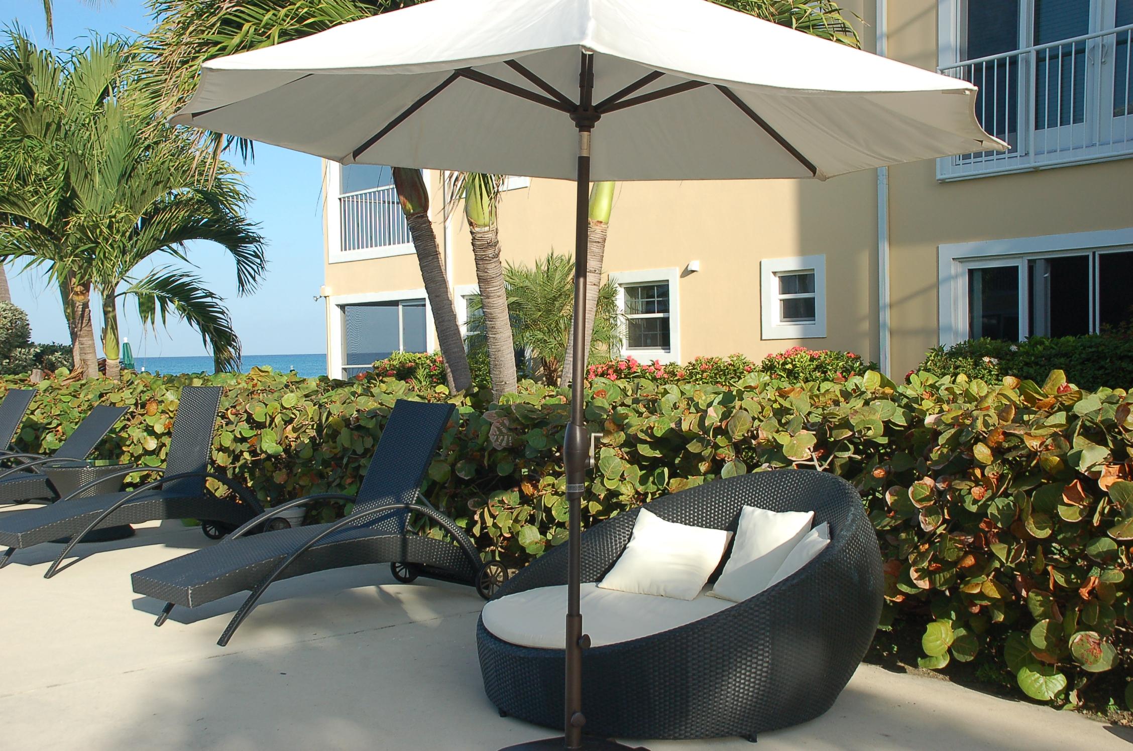 Pool at Regal Beach Club