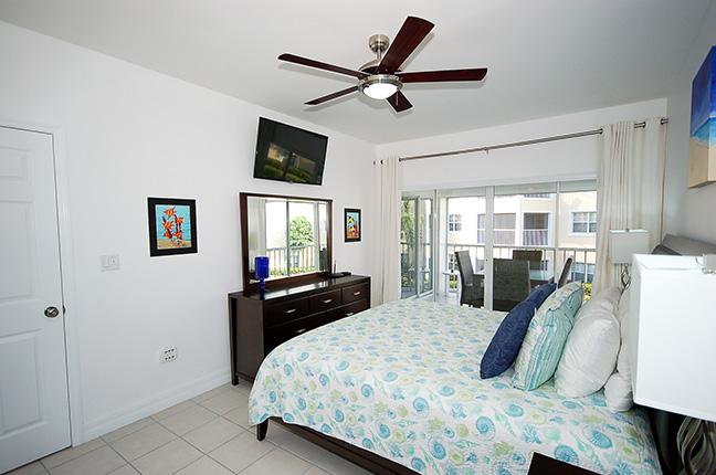 Regal Beach #522 Master Bedroom