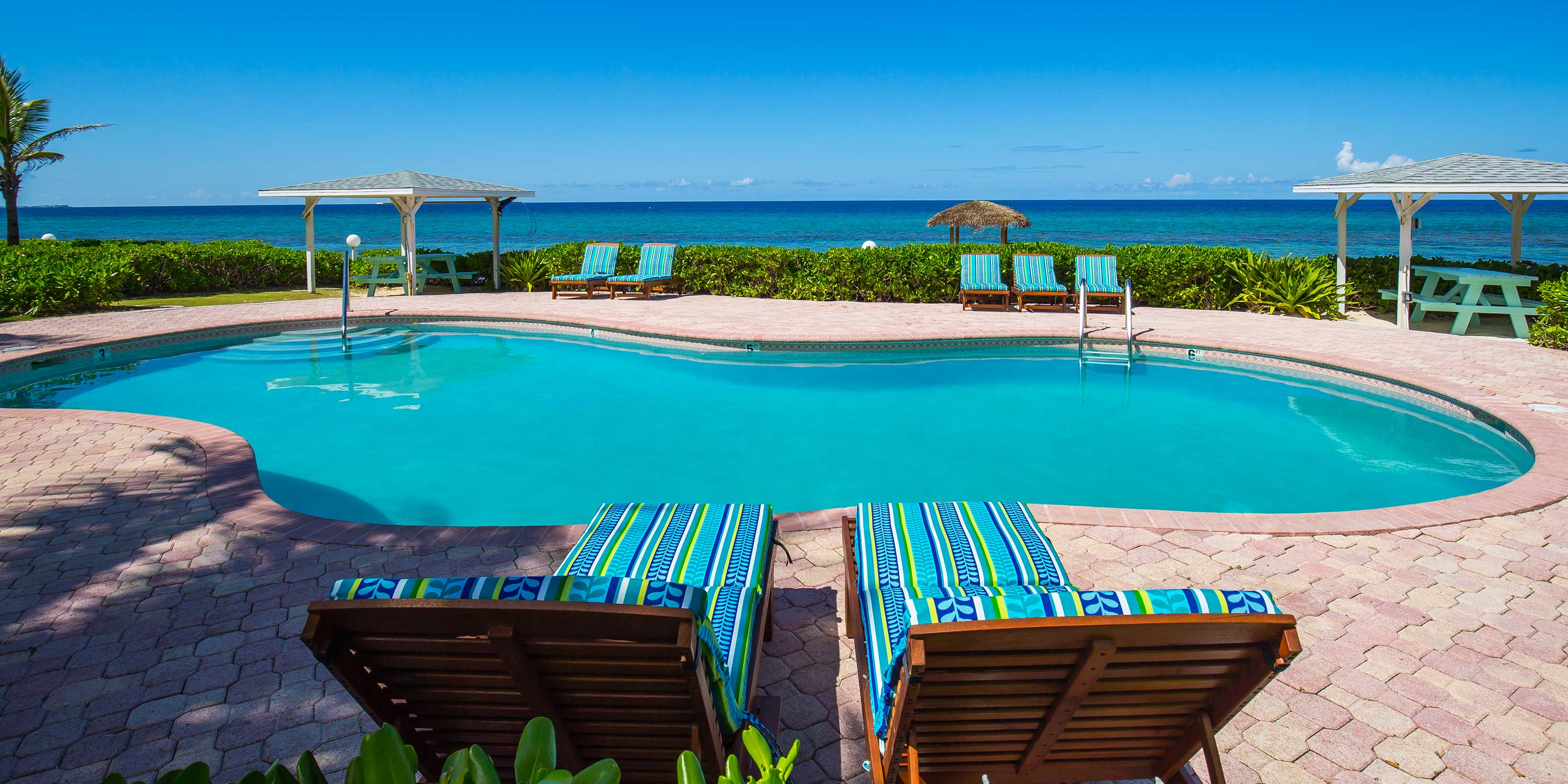 Family vacation rentals on Grand Cayman