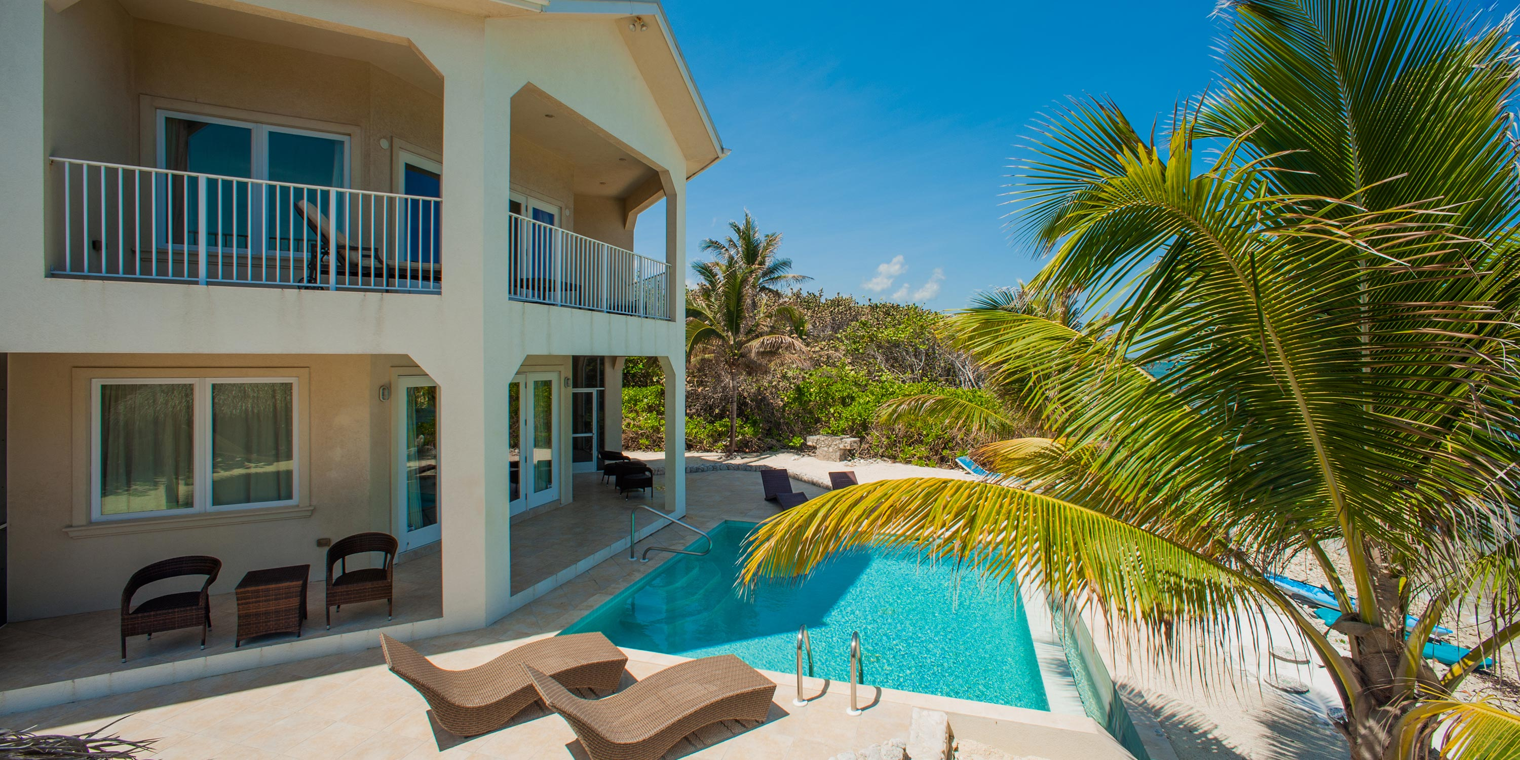 Grand Cayman Villas >> Christmas Palms Villa Grand Cayman Villas Condos