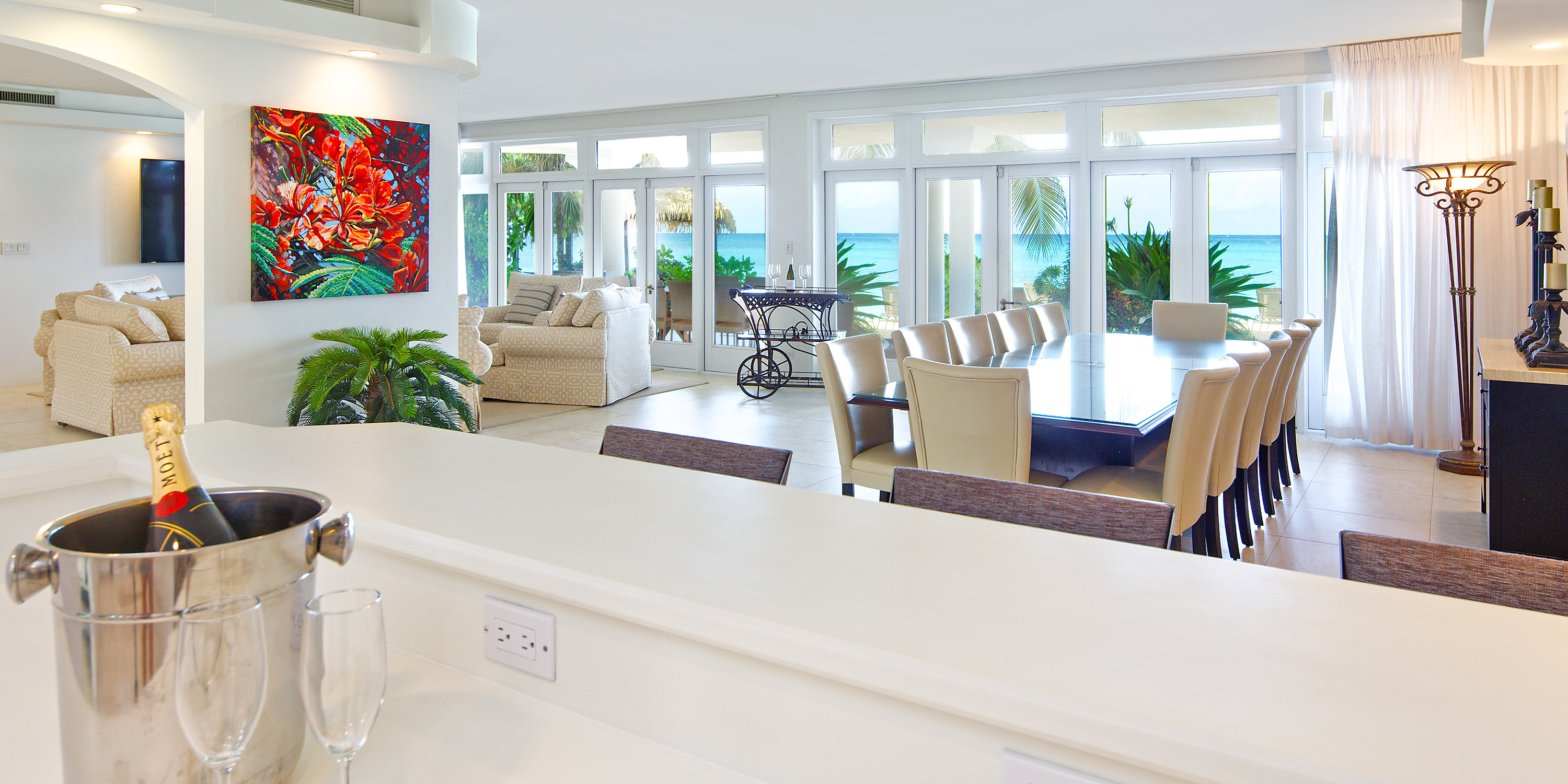 Seascape Villa | Caribbean Vacation Rentals | Grand Cayman Villas ...