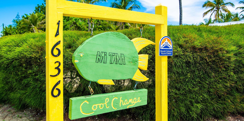 Cool Change Villa | Grand Cayman Villas & Condos