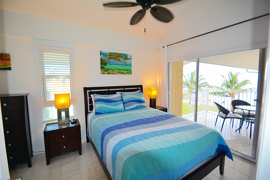 Cayman Reef Resort Guest Bedroom