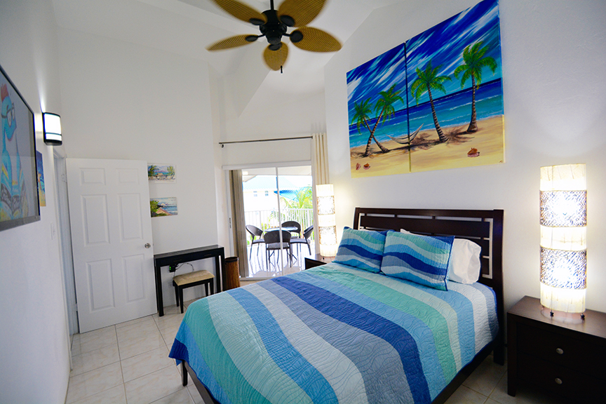 Cayman Reef Resort Master Bedroom