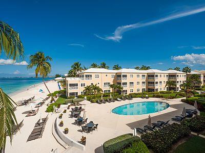 View of Paradise at Regal Beach Club.