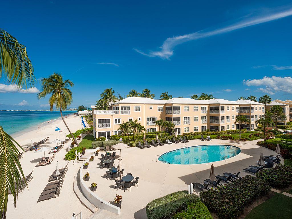 A Caribbean Paradise.