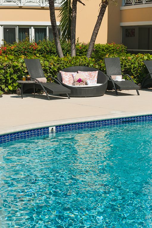 Lounge at the Pool