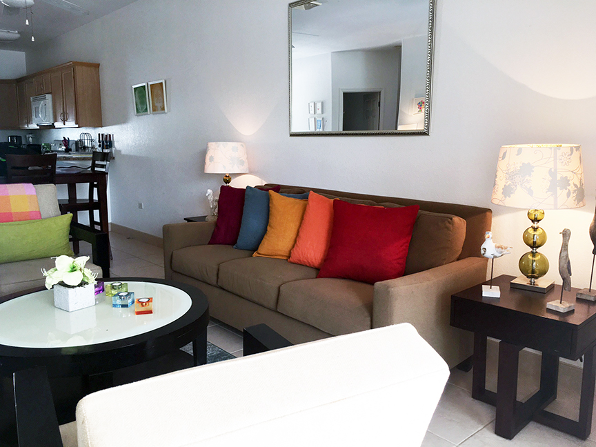 Colonial Kai Living Area