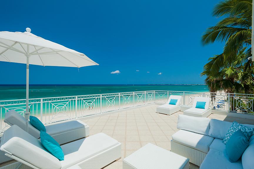Oceanfront 3rd Floor Balcony